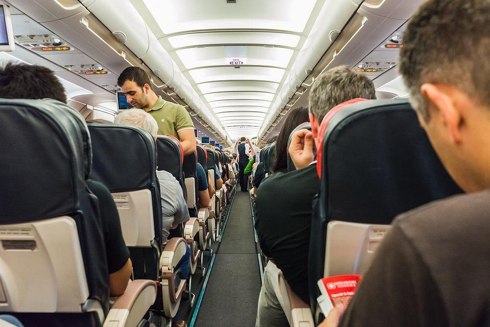 Pasażer, który podróżował liniami Ryanair, pomylił samoloty i wsiadł do niewłaściwego