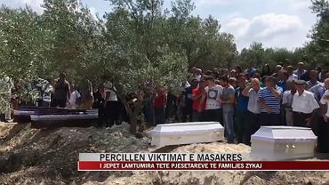 Albania. 24-letni pasterz zastrzelił ośmiu krewnych, bo oskarżyli go o kradzież indyków