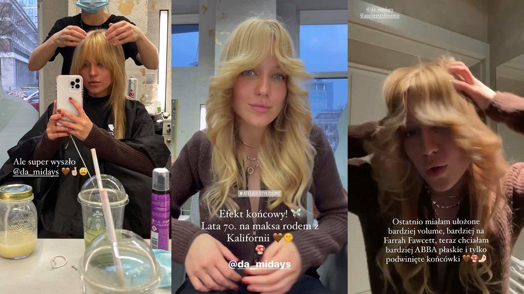 Jessica Mercedes nowa fryzura. Blogerka postawiła na cięcie, które jest hitem sezonu wśród kobiet