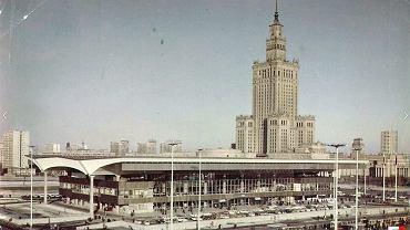 Lata 1975-1980 , Warszawa Centralna