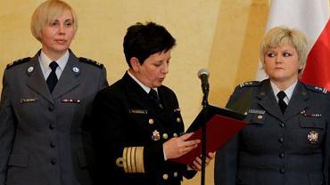 Komandor w stanie spoczynku Bożena Szubińska
