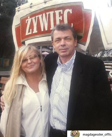 Magda Gessler, Waldemar