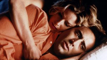 "Elisabeth Shue i Nicolas Cage w ""Zostawić Las Vegas"""