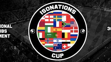Logo IsoNations Cup w FIFA 20. Źródło: Twitter
