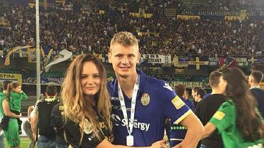Paweł Dawidowicz zagra w Serie A. Hellas Verona wywalczył awans