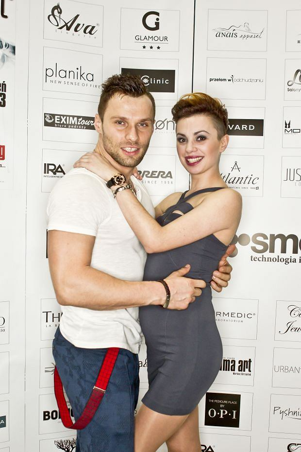 Anna Koryto i Cezary Blicharz