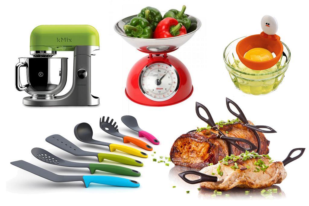 84f8ab4a50cf1c Akcesoria kuchenne, dzięki którym gotowanie stanie się łatwiejsze