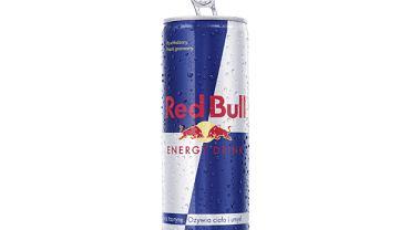 Puszka red Bull