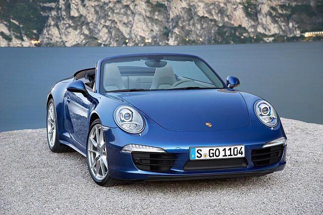 Porsche 911 Carrera 4 Cabrio