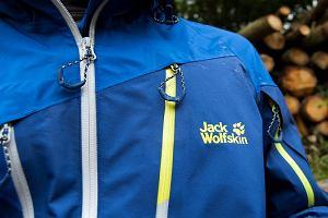 Columbia, The North Face i Jack Wolfskin - kurtki na okres przejściowy