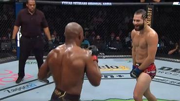Co za nokaut w walce wieczoru UFC!