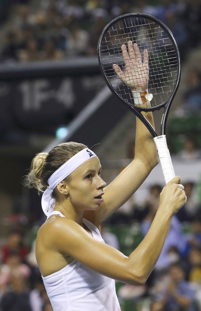 Pan Pacific Open. Magda Linette w meczu z Juliją Putincewą