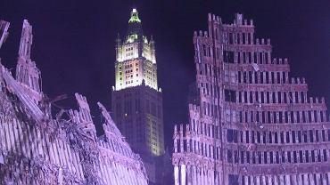 Archiwalne zdjęcie WTC