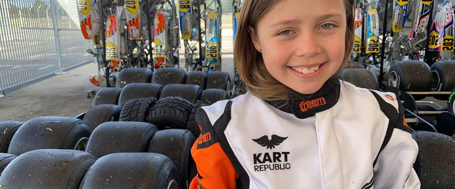 Klara Kowalczyk (Fot. Krzysztof Kowalczyk)