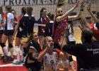 Juniorki Budowlanych Łódź w półfinale mistrzostw Polski