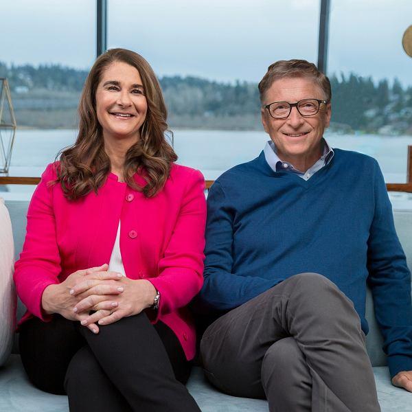 Koniec małżeństwa Gatesów. Bill i Melinda rozwodzą się po 27 latach