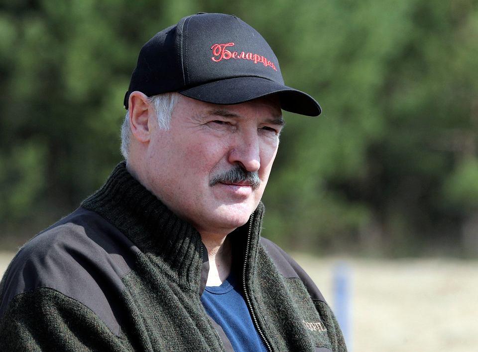Prezydent Białorusi Aleksander Łukaszenka.