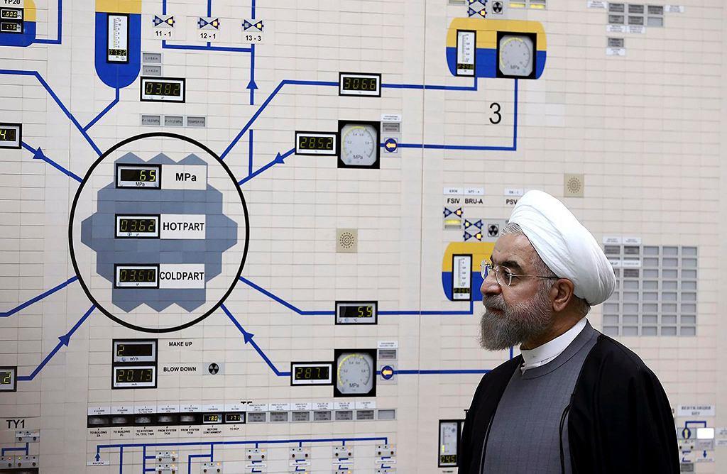 Iran: będziemy wzbogacać uran do poziomu, jakiego potrzebujemy