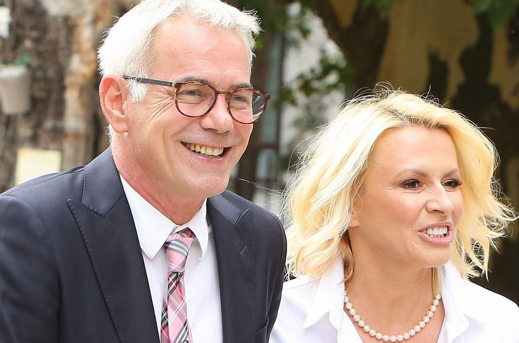 Robert i Monika Janowscy