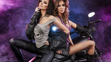 Ludwika Ciechecka, Justyna Gradek   Harley Davidson Street 750