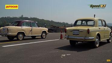 Hindustan Ambassador kontra Fiat 1100