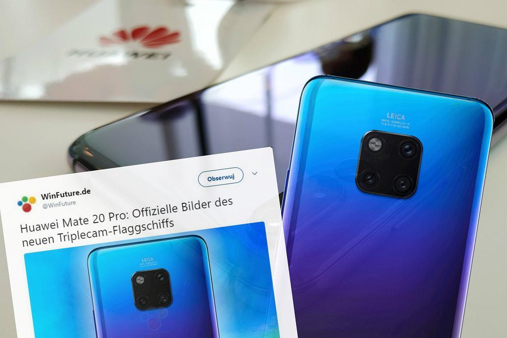 Huawei Mate 20 Pro na grafikach