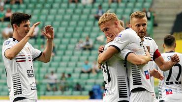 Legia Warszawa - Pogoń Szczecin 1:2