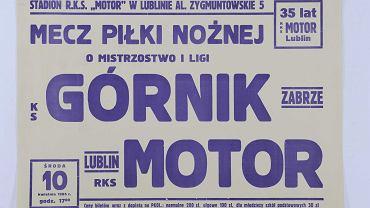 Zbiory dawnego Oddziału Kultury Fizycznej i Sportu Muzeum Okręgowego w Lublinie