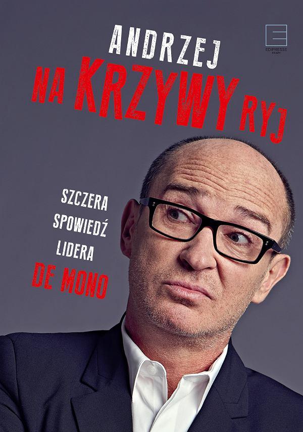 książka Andrzej Krzywy