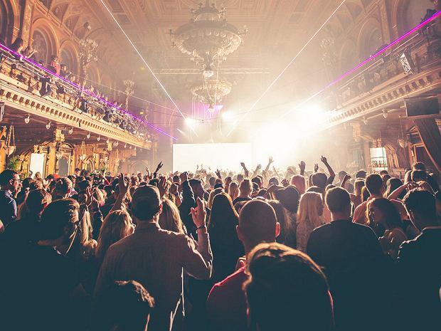 Klub (i hotel) Berns w Sztokholmie