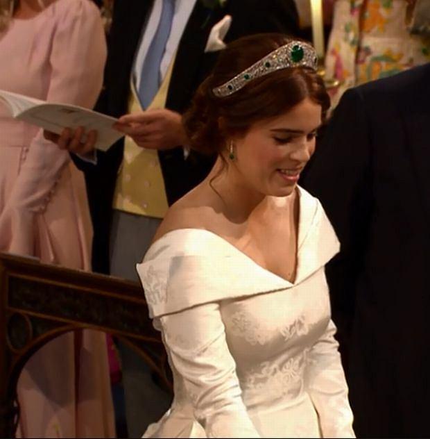 Ślub księżniczki Eugenii