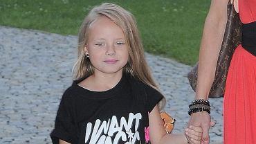 Magda Modra, córka Mia