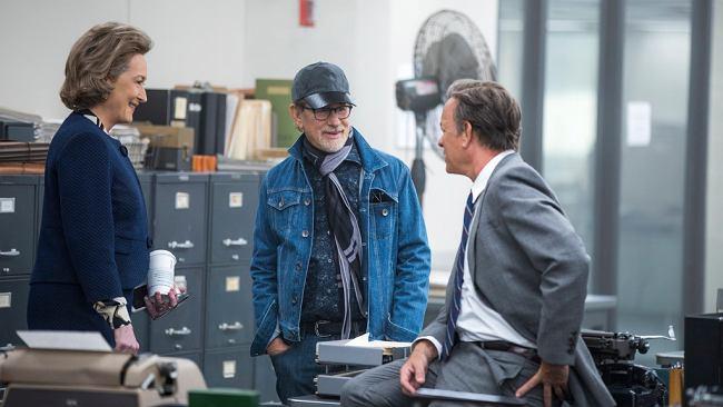 """""""Czwarta władza"""". Steven Spielberg: Kręcąc ten film czułem się jak reporter [ROZMOWA]"""