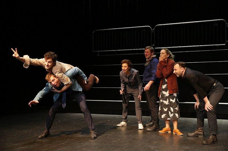 'Żeby nie było śladów', Teatr Polonia