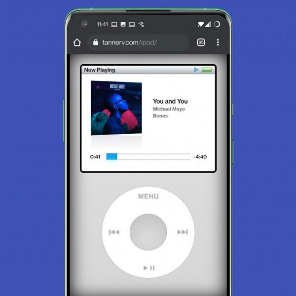 iPod w internecie