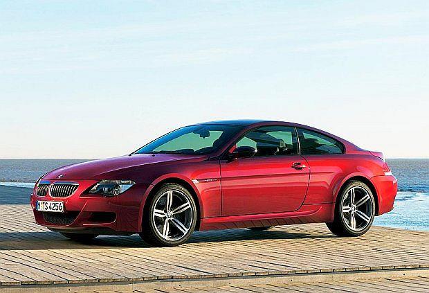 W 2005 rozpoczęto produkcję modelu M6