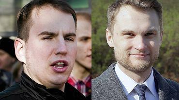 Wybory parlamentarne 2019. Adam Andruszkiewicz i Krzysztof Truskolaski