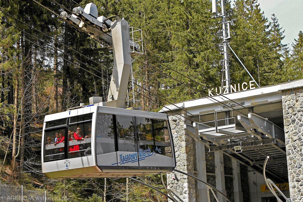 Kolej na Kasprowy Wierch będzie nieczynna w dniach 5-14 listopada z powodu corocznego przeglądu technicznego