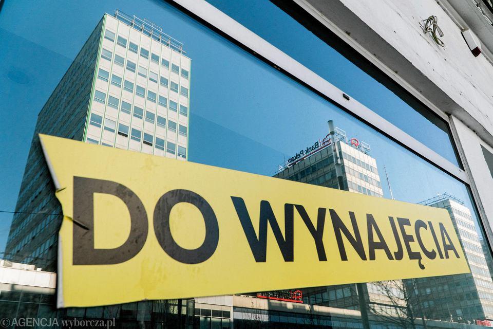 Ulica Św. Marcin w Poznaniu - lokale do wynajęcia w czasie, gdy remont dobiega końca