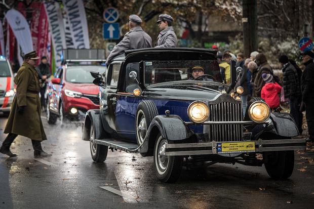 Bieg Niepodległości Warszawa, ekipa ekstremalna