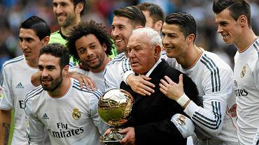 Cristiano Ronaldo i Agustin Herrerin