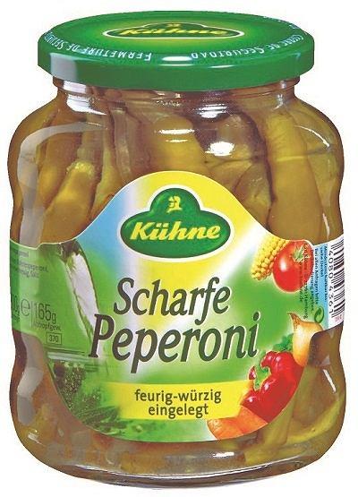 Kuhne - Peperoni, 370ml, 6,49 zł