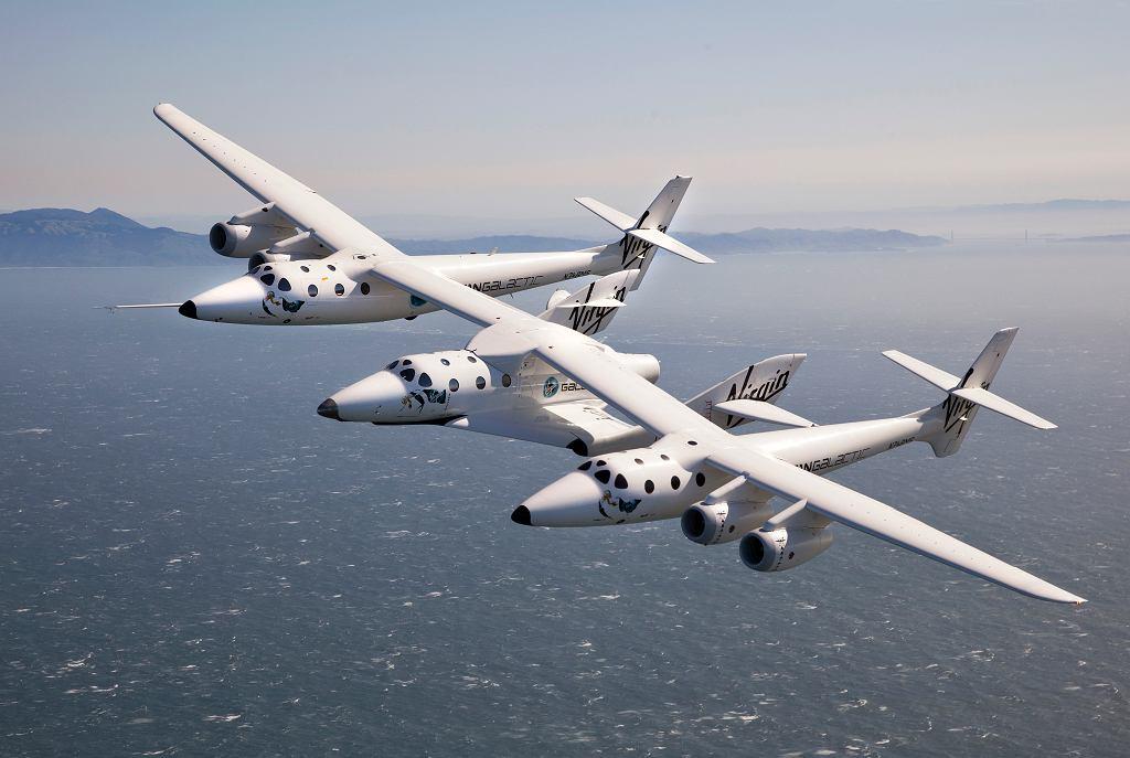 Samolot macierzysty dla VSS Unity
