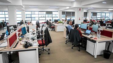 Biuro firmy Infor