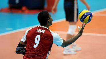 Mistrzostwa Europy siatkarz. Wilfredo Leon