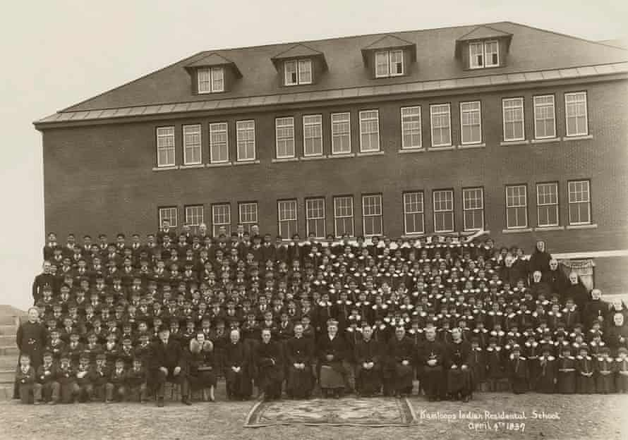 Szkoły rezydencyjne działały w Kanadzie przez ponad 100 lat