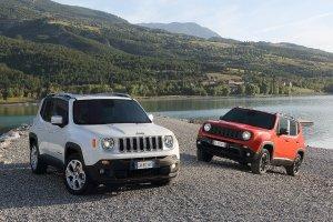 Jeep Renegade terenówką roku