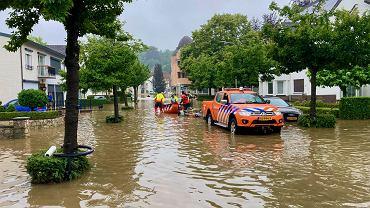 Inundación en Limburgo