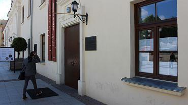 Centrum Kultury, siedziba Obwodowej Komisji Wyborczej nr 18