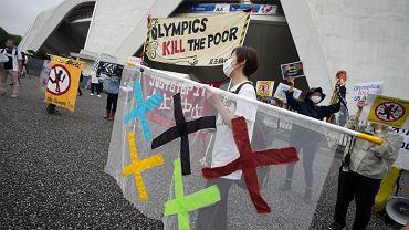 Japan Olympics Flame